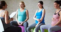 pregnant women exercise