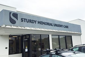 Sturdy Memorial Urgent Care - South Attleboro